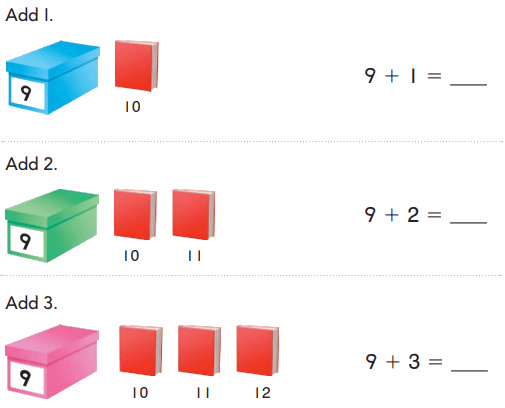 Go Math Grade 1 Answer Key Chapter 3 Addition Strategies 41