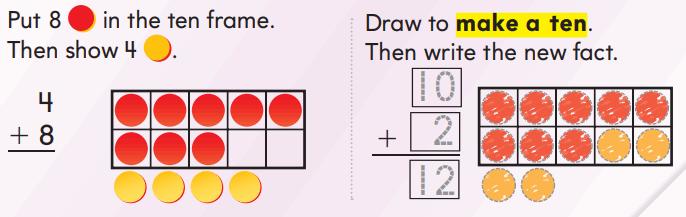 Go Math Grade 1 Chapter 3 Answer Key Pdf Addition Strategies 187