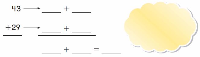 Go Math Grade 2 Answer Key Chapter 4 2-Digit Addition 46