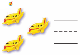 Go Math Grade K Answer Key Chapter 1 Represent, Count, and Write Numbers 0 to 5 64