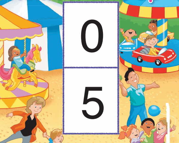 Go Math Grade K Answer Key Chapter 3 Represent, Count, and Write Numbers 6 to 9 6