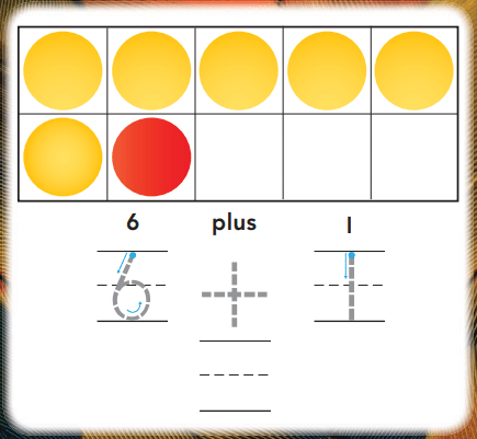 Go Math Grade K Answer Key Chapter 5 Addition 5.2 1