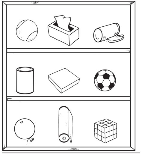 Go Math Grade K Chapter 10 Answer Key Pdf Identify and Describe Three-Dimensional Shapes 10.4 6