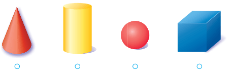 Grade K Go Math Answer Key Chapter 10 Identify and Describe Three-Dimensional Shapes rt 1