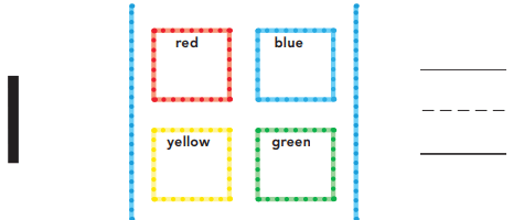Grade K Go Math Answer Key Chapter 12 Classify and Sort Data 12.1 3