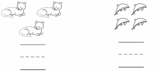 Grade K Go Math Answer Key Chapter 3 Represent, Count, and Write Numbers 6 to 9 98