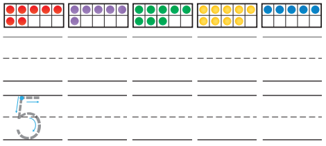 Grade K Go Math Answer Key Chapter 4 Represent and Compare Numbers to 10 4.4 4