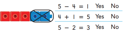 Grade K Go Math Answer Key Chapter 6 Subtraction rt 6