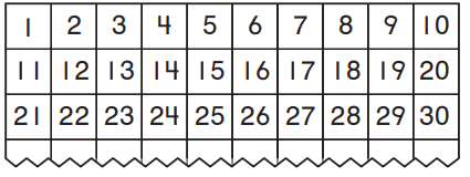 Grade K Go Math Answer Key Chapter 8 Represent, Count, and Write 20 and Beyond 8.5 6