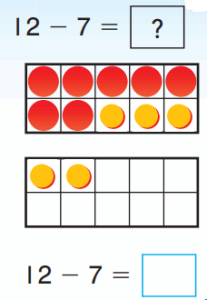 1st-Grade-Go-Math-Answer-Key-Chapter-4-Subtraction-Strategies-136