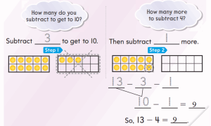 Go-Math-1st-Grade-Answer-Key-Chapter-4-Subtraction-Strategies-101