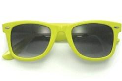 napszemüveg, azonos színből