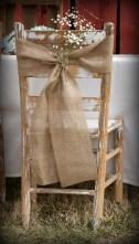 4. zsákvászon masni régi széken