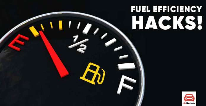 Car Fuel Efficiency Hacks