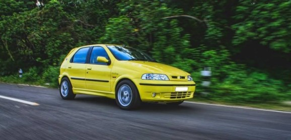 Fiat Palio 1.6 GTX | Iconic Indian Cars