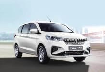 Maruti Suzuki Ertiga Tour M With 1.5 Litre Diesel Engine Launched
