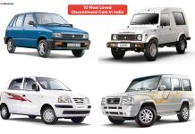 10 Most Popular Now-Discontinued Cars In India