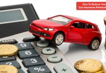 How To Reduce Your Car Insurance Premium
