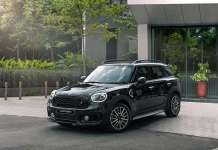 Mini Countryman Black Edition Launched In India