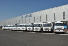 No production days for daimler india