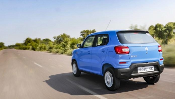Maruti Suzuki S-Presso Receives 10,000 Bookings