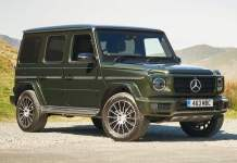 Mercedes-Benz Launches G-350d In India At ₹ 1.5 Crore