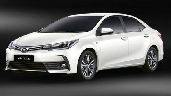 Toyota Altis Diesel