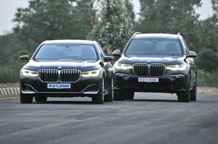 2019 BMW X7 & 2019 7 Series