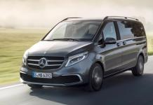 The Mercedes Benz V Class Elite