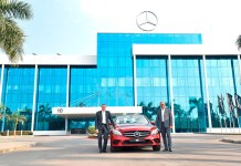 Mercedes-Benz Celebrates 25 Glorious Years In India