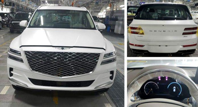 Hyundai Genesis GV80 ! The Luxury Bandwagon