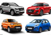 Maruti Suzuki Dominates Yet Again! 10 Best Selling Cars In November 2019