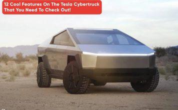 12 cool tesla cybertruck features