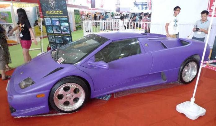 Diablo VT | Chinese Copy Cars
