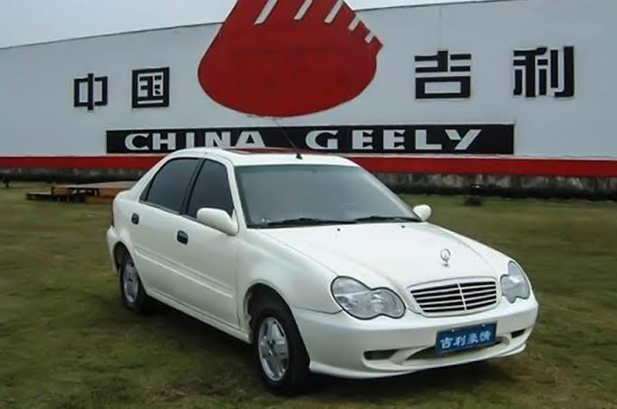 Geely Merrie 300 | Chinese Copy Cars