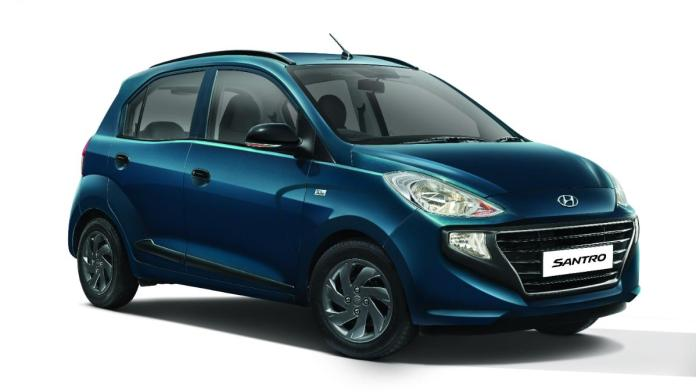 Hyundai Santro Facelift