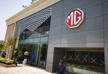 MG India experiences sales dip