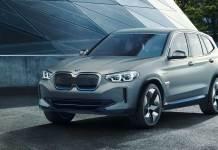 BMW iX3 Electric SUV Powertrain Revealed!