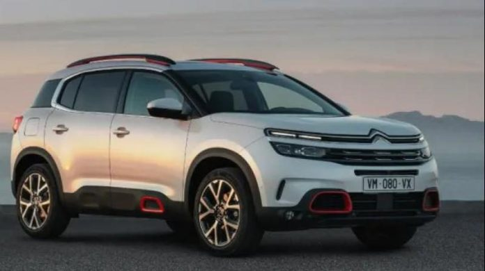 Citroen C5 Aircross Spied Testing Ahead Of Its Launch