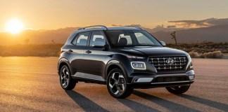 Hyundai Venue Receives New Booking Milestone