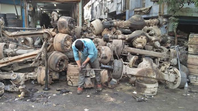 Car Scrapping In India