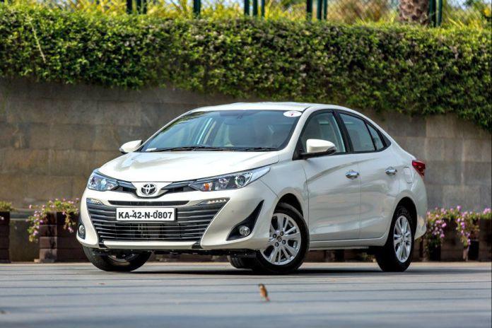 Toyota Yaris BS6 Launch Soon