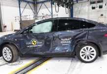 Tesla Model X | Euro NCAP