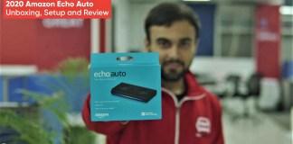 Amazon Echo Auto Unboxing, Setup & Review