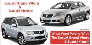 The Suzuki Grand Vitara and Suzuki Kizashi: What Went Wrong?
