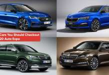 5 New Skoda Cars you should Checkout at the Auto Expo 2020
