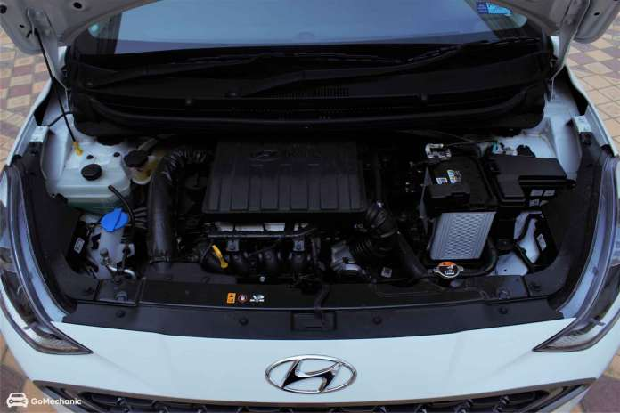 Hyundai Aura 1.2 Kappa Petrol Engine