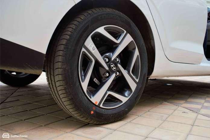 Hyundai Aura Tyres_Rim