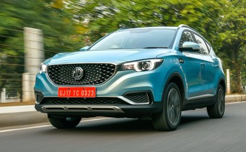 The MG ZS EV Launched- Here's all you need to know