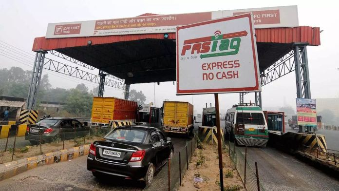 FASTag reading machine faulty? No need to pay any toll.